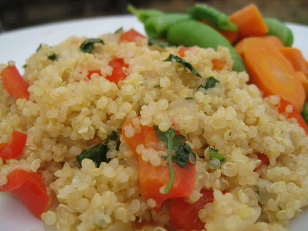 quinoa - super food