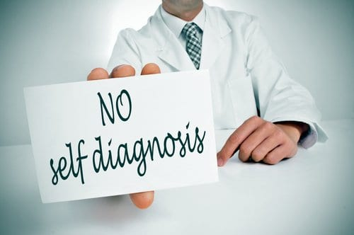 Non invasive diagnostic testing