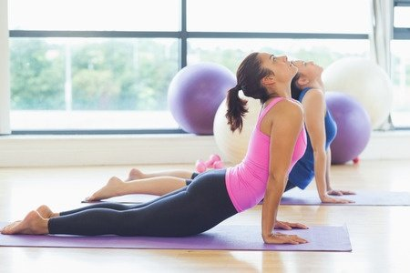 five yoga poses for weight loss  lake pointe wellness center